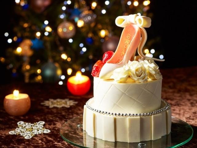 クリスマスケーキの予約は有名ホテルで決まり。大人リッチに楽しも!