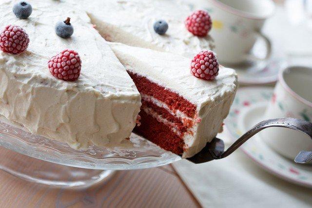 ケーキの飾り付けはとにかく可愛く!手作りならこだわって♪