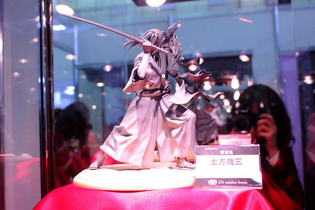 AGF2016|刀剣乱舞・あんスタ・薄桜鬼ら注目フィギュアまとめ