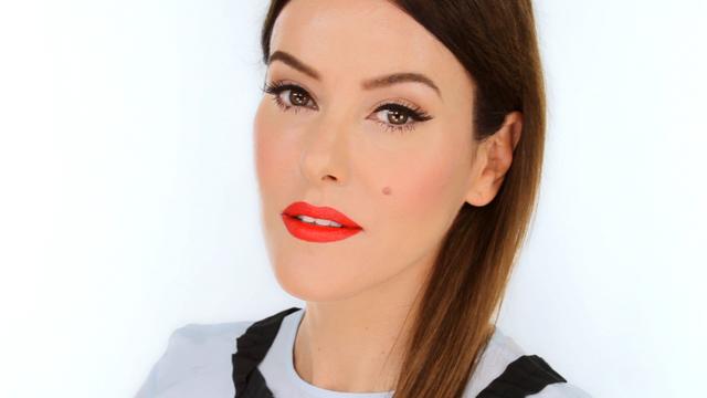 人気カメラアプリ「MakeupPlus」とリサ・エルドリッジがコラボ!