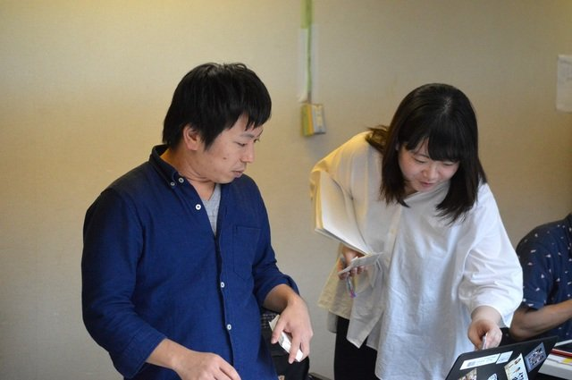 松野さんと小川さん