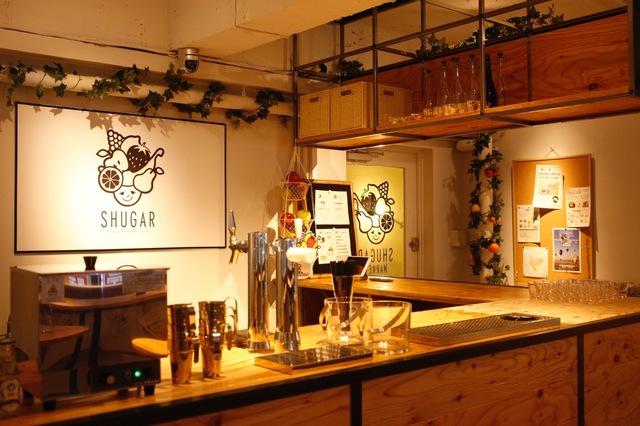 シュガーマーケット渋谷店