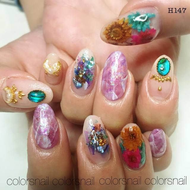 Colors nailネイル