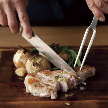 豚ロース肉のロースト