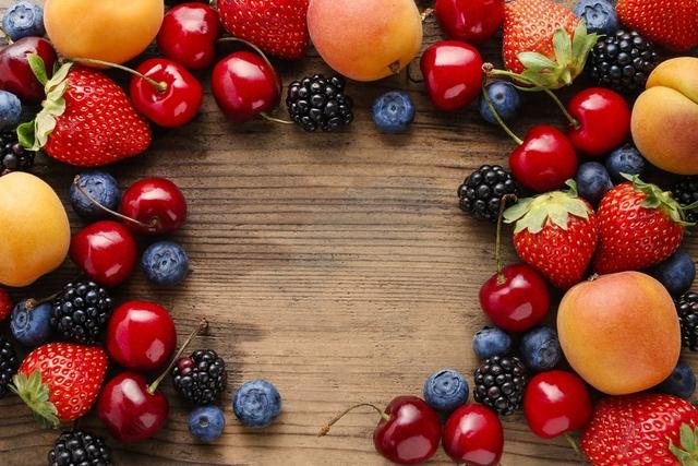 秋の味覚|たくさんの果物