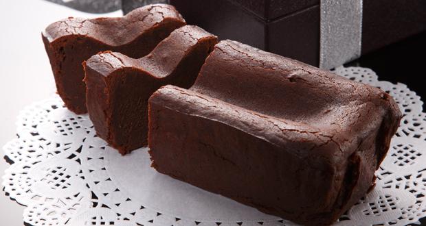 材料たった4つ!最高峰のチョコレートケーキをつくる究極のレシピ