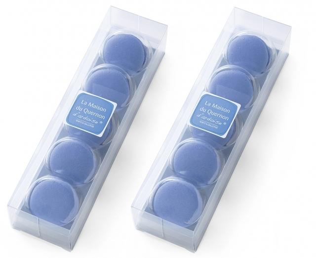 幸福の青いチョコレート ケルノン ダルドワーズ マカロン〈10個〉