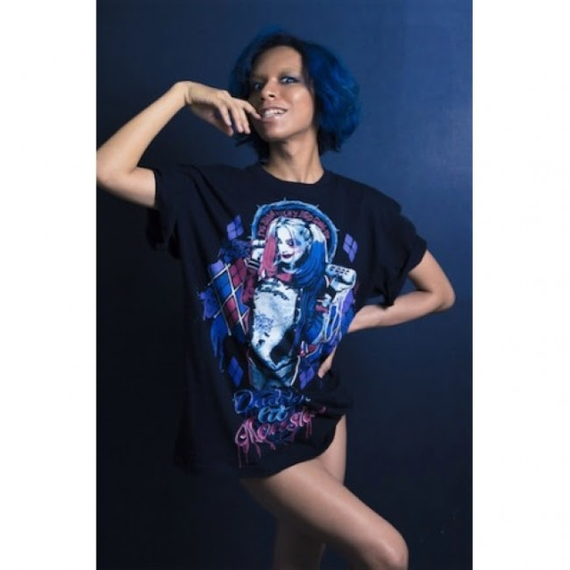 【SUICIDE SQUAD】Tシャツ・Harley