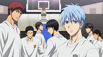 黒子のバスケ アニメ
