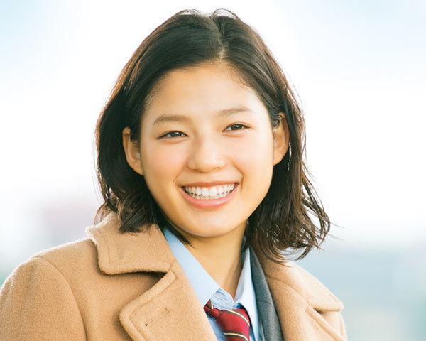 澤部椿役 石井杏奈
