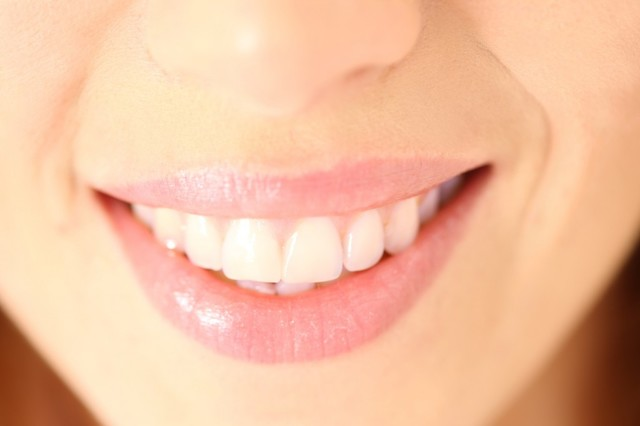 白い歯で高感度アップ