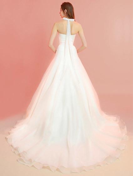 ウェディングドレス aulii