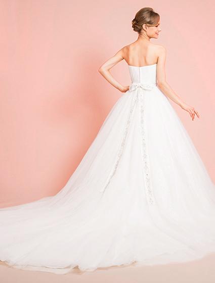 ウェディングドレス lino