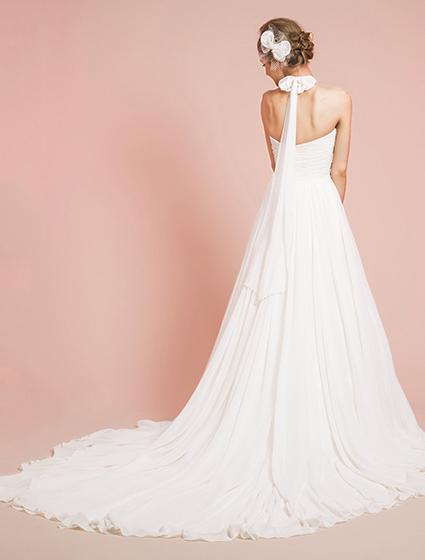 ウェディングドレス hoku