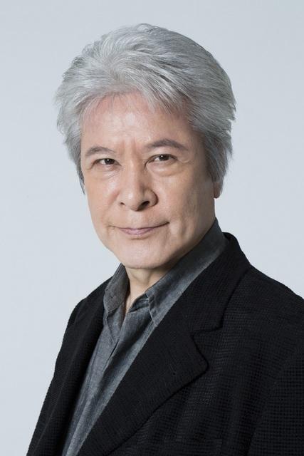 鹿賀丈史さん
