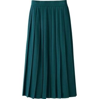 Uniqlo Uのプリーツスカート
