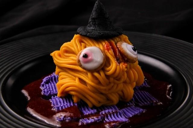 ハロウィン モンスター・ケーキ