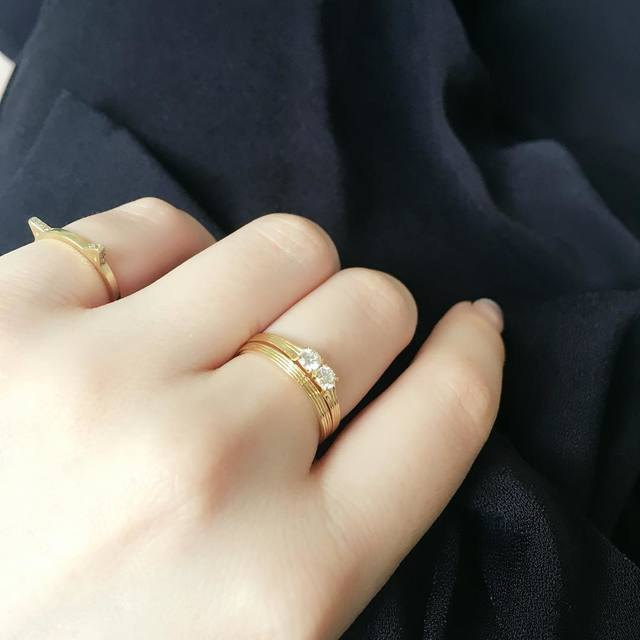 アーカー(AHKAH)のリング02