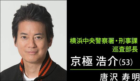 京極浩介(53歳)/唐沢寿明さん