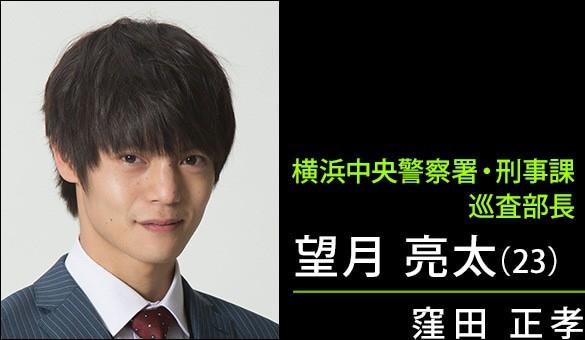 望月亮太(23)/窪田正孝さん