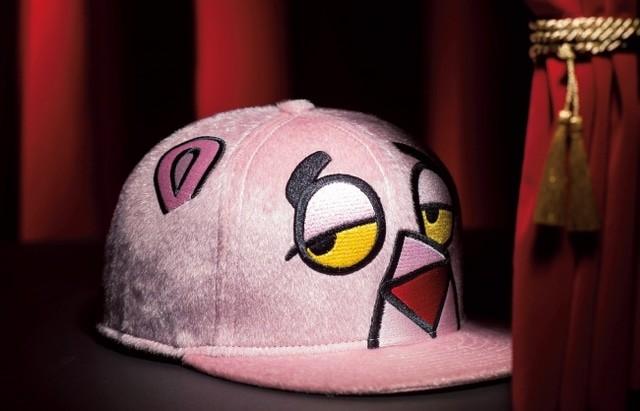 ニューエラ×PINK PANTHER(ピンクパンサー)