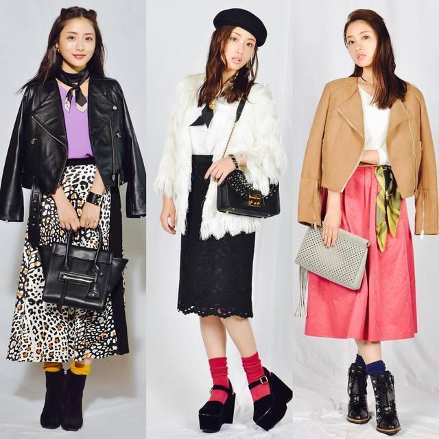 河野悦子 ファッション 校閲ガール