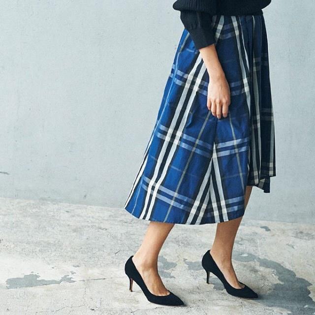 プチプラ通販サイト、nostalgia(ノスタルジア)のスカート