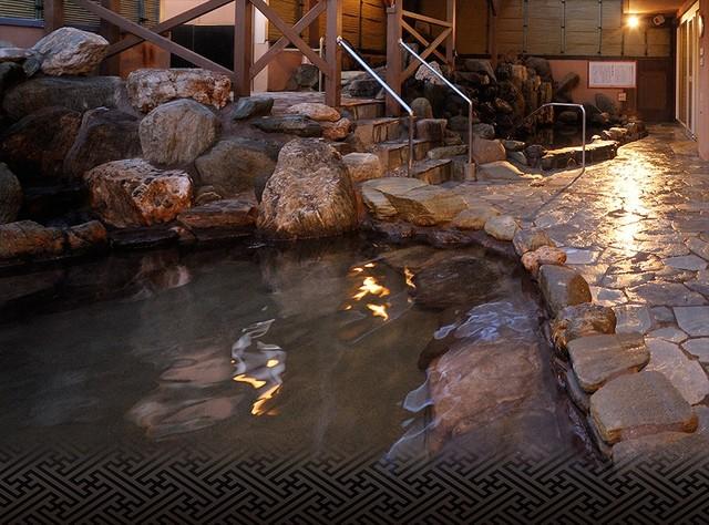 日帰り温泉、関東にある百観音温泉
