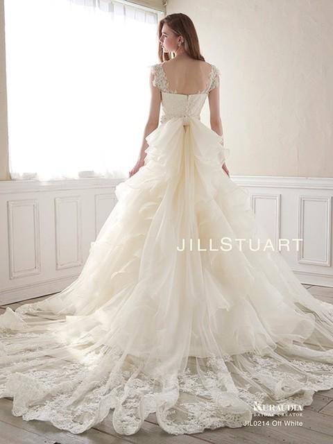 ウェディングドレス人気ブランドのJILLSTUART