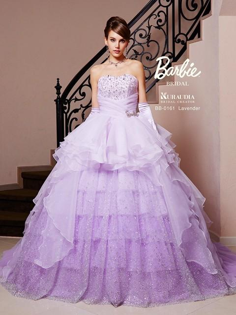 ウェディングドレス人気ブランドのBarbie BRIDAL(バービーブライダル)