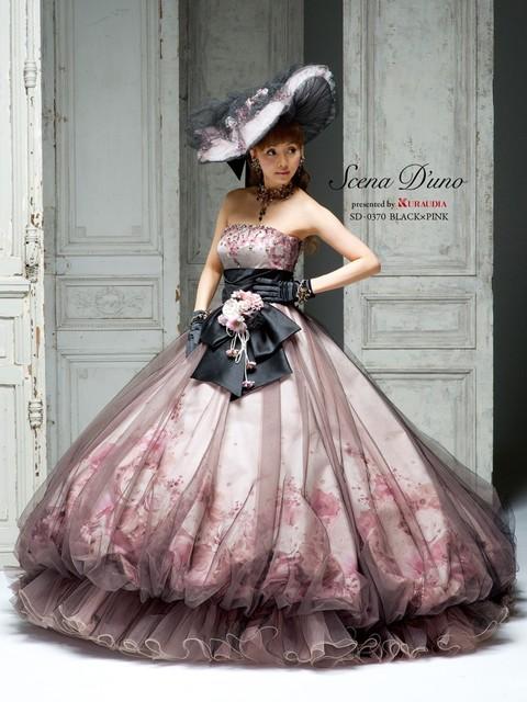 ウェディングドレス人気ブランドのシェーナドゥーノ【Scena D'uno】
