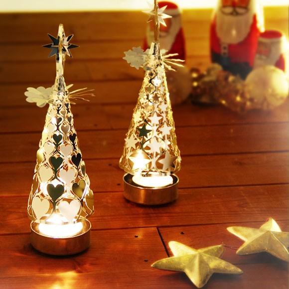 クリスマスの飾り付け、ロータリー クリスマスツリー