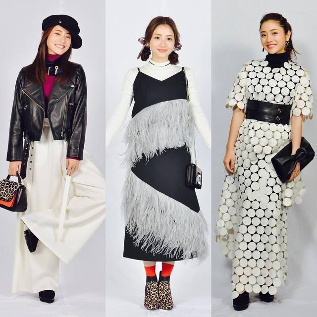 河野悦子 ファッション