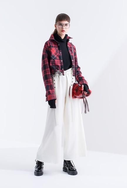 河野悦子 ファッション AULA (アウラ)