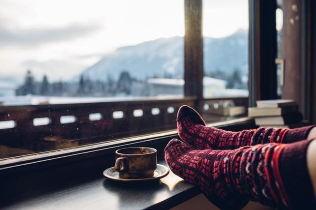 寒さ対策をする季節