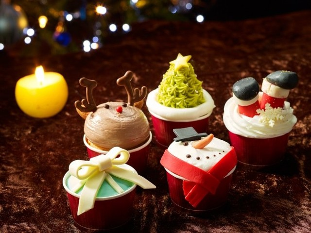 クリスマスケーキ/Park Tower Christmas Collection 2016~Share the Happiness~