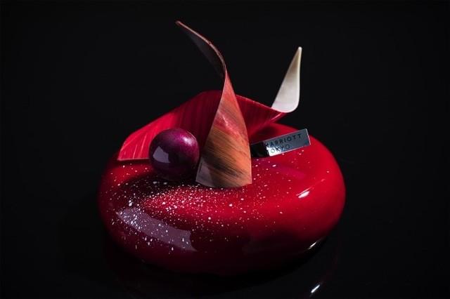 クリスマスケーキ/ショコラ イン レッド