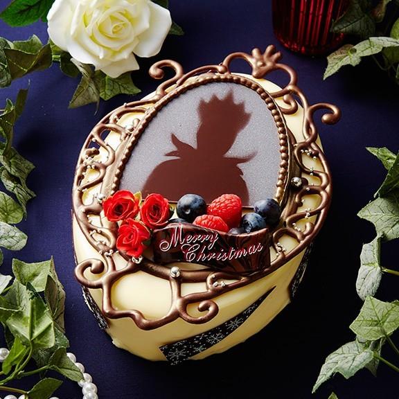 クリスマスケーキ/SNOW WHITE COLLECTION 白雪姫と魔法のケーキ~真実の鏡~
