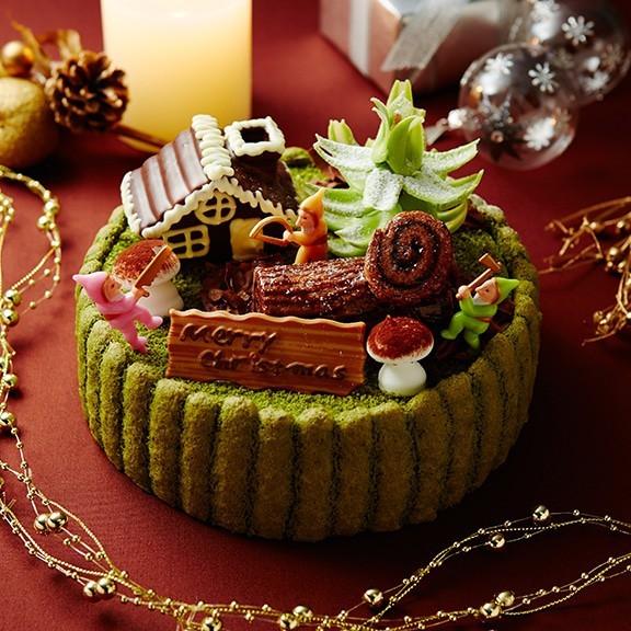 クリスマスケーキ/SNOW WHITE COLLECTION 白雪姫と魔法のケーキ~こびとの森~