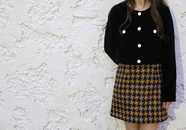 河野悦子のファッション、deicy