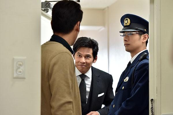 IQ246/ディーン・フジオカ/警察官