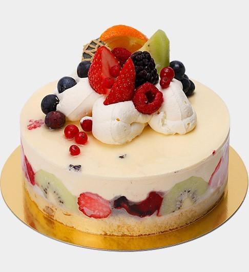 ジェラテリア マルゲラのアイスケーキ