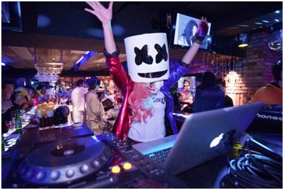 BeautyPlusで有名なmeituのハロウィンパーティ DJ