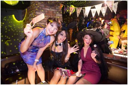 BeautyPlusで有名なmeituのハロウィンパーティ
