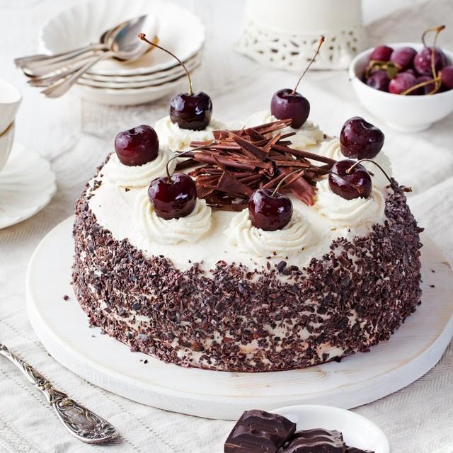 ケーキ/飾り付け
