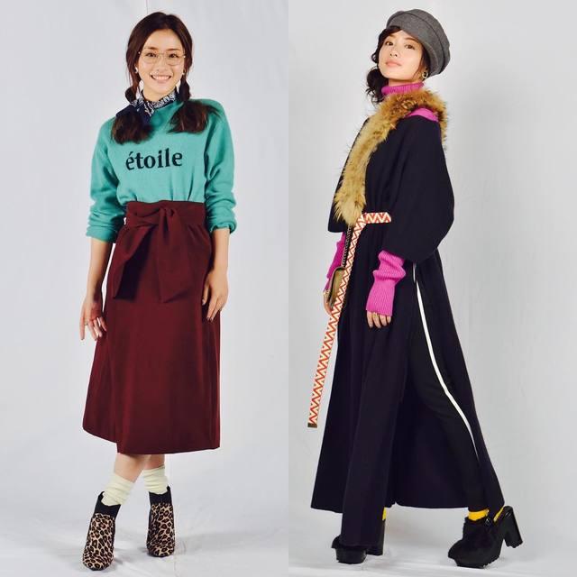 河野悦子のファッション