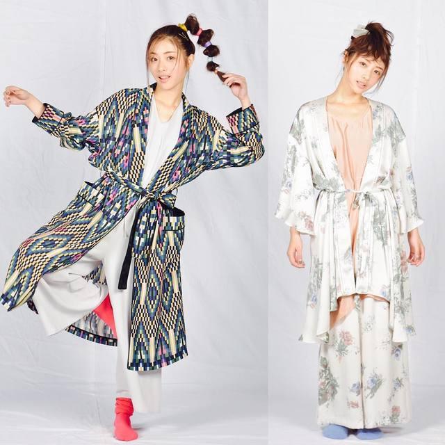 河野悦子のファッション03