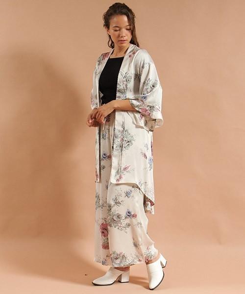 河野悦子のファッションsnidel