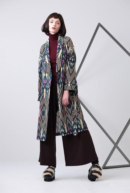 河野悦子のファッション AULA