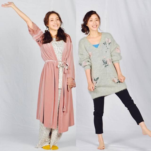 河野悦子のファッション04